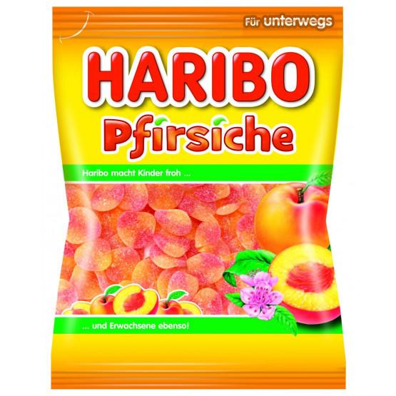 Харибо гумени бонбони праска 100г