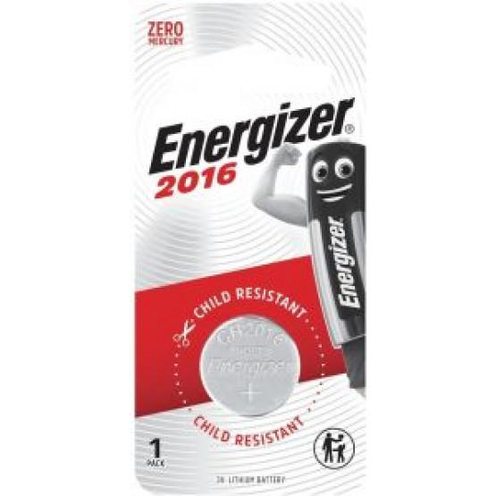 Енерџајзер батерија литиум 2016