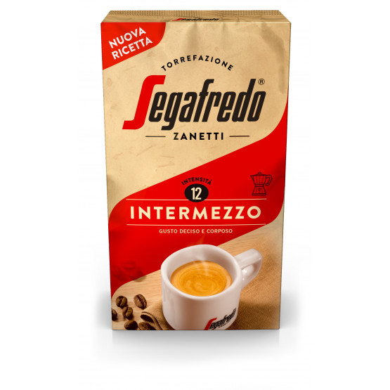 Кафе Сегафредо Интермецо 225г