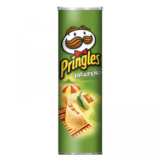 Чипс Принглс со вкус на оригано 165г