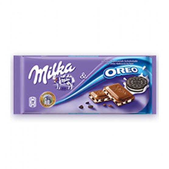 Чоколадо Милка орео 100г
