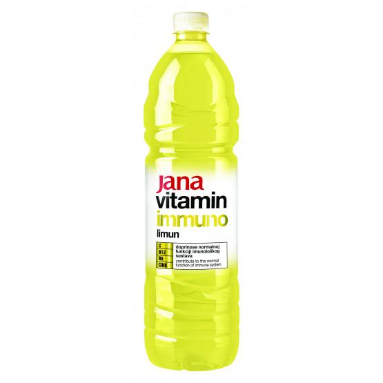 Вода Јана витамин лимон 1.5л