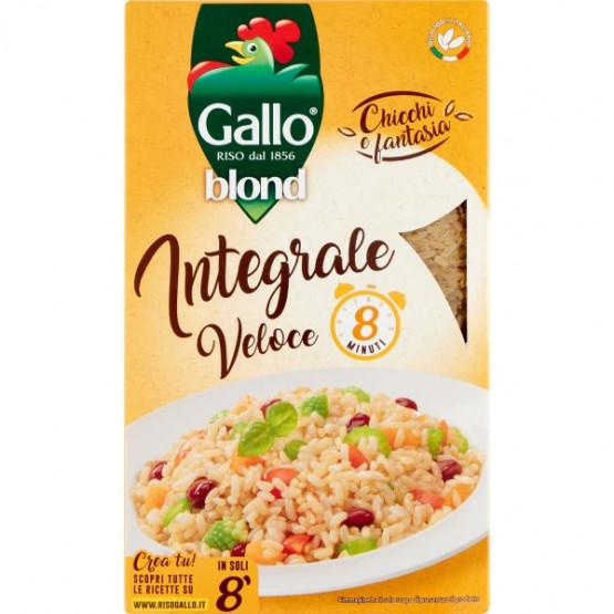 Интегрален ориз Рисо Галло 500г