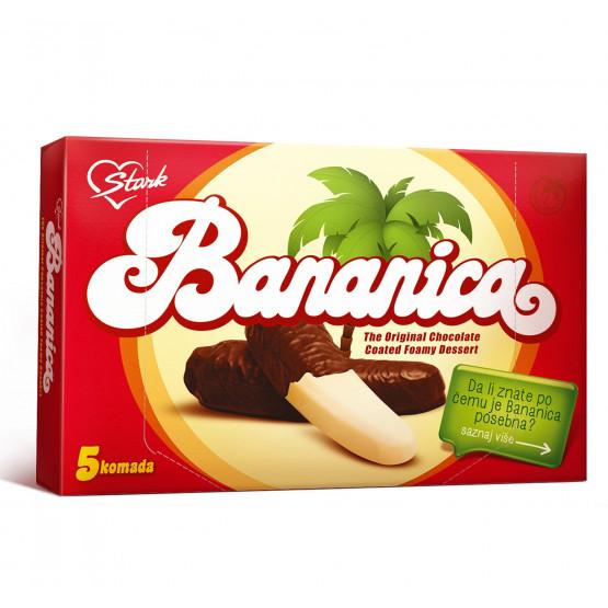 Крем банани 125г Штарк
