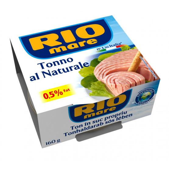 Туна Рио Маре во сопствен сос 160г