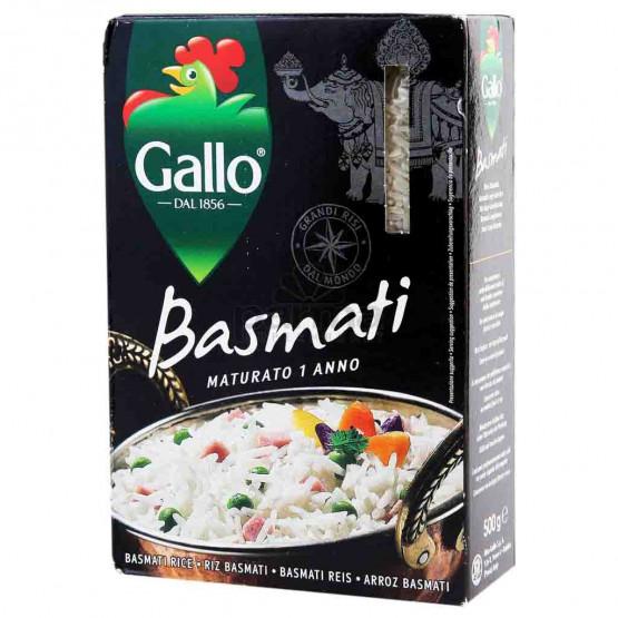Ориз Басмати  Рисо Галло 500г