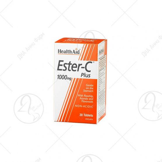 Ester-C Plus 30 Tablets