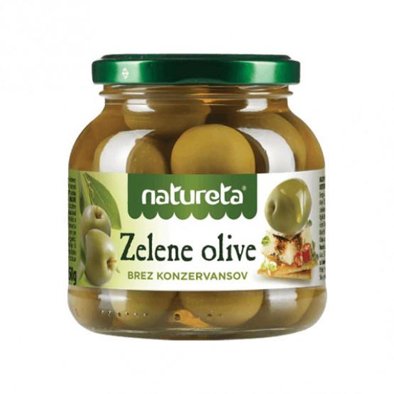 Ета маслинки зелени 540г