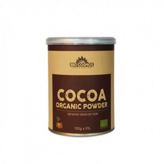 Органско Какао во Прав 100г Биокосмос