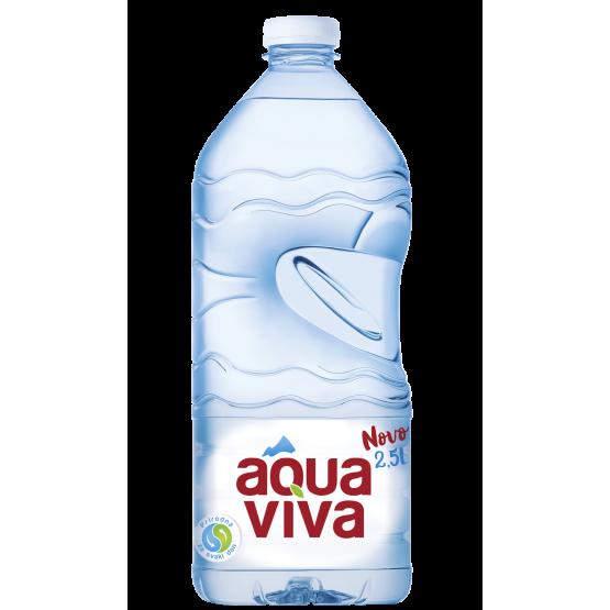 Аква Вива вода негазирана 2.5л