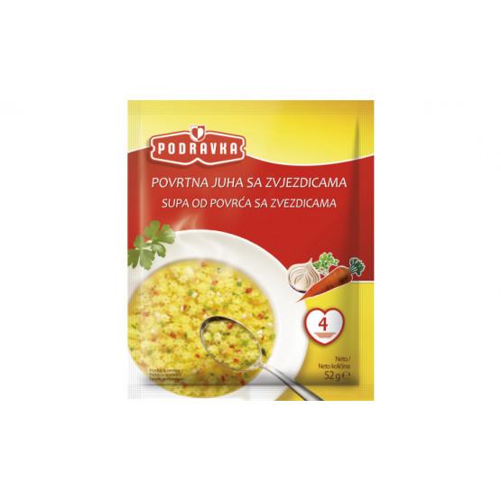Маги супа пролетна со зеленчук 52г