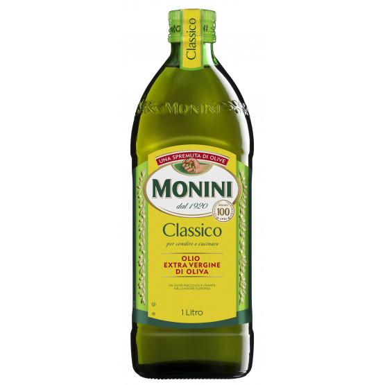 Маслиново масло Монини 1л