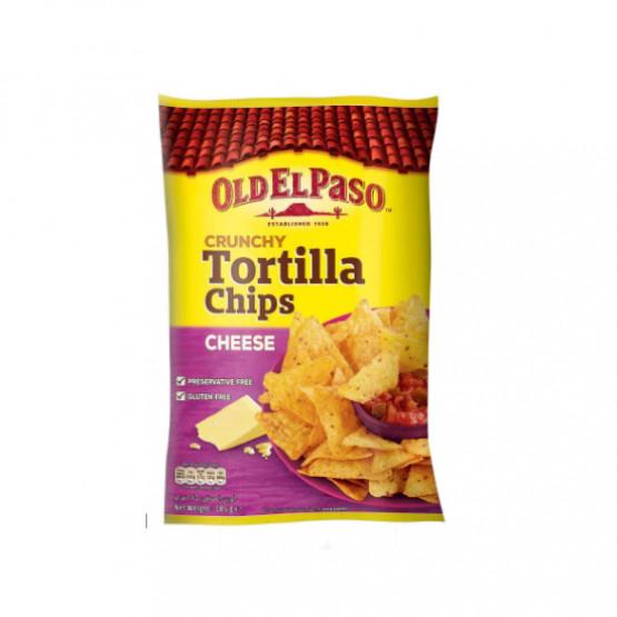 Олд Ел Пасо Чипс со сирење 185г