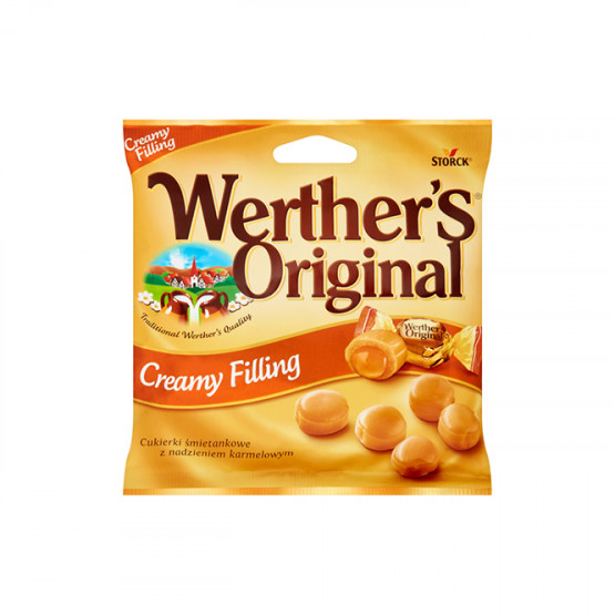 Вертерс бонбони 90г