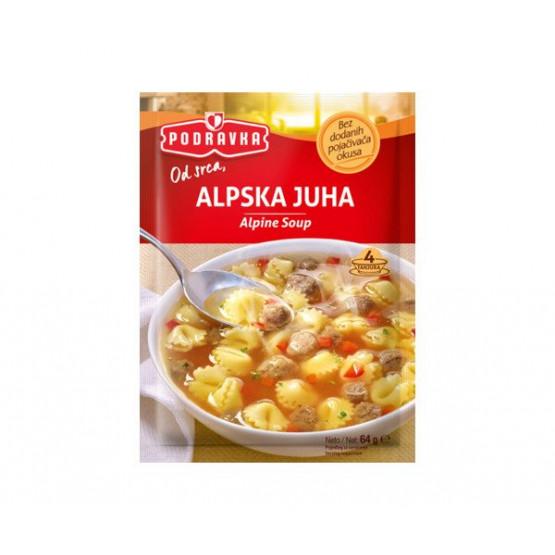 Подравка супа алпска  64г