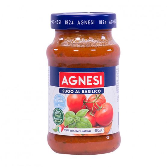Базилико сос 400г Ањези
