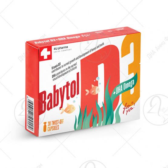 Babytol D3+DHA