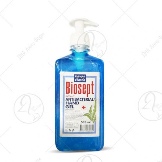 Средство за дезинфекција Биосепт 500мл