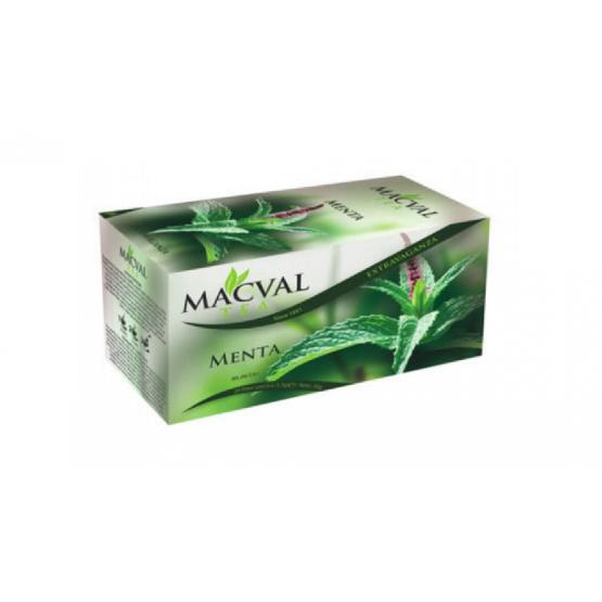 Чај Маквал ментол филтер 30г