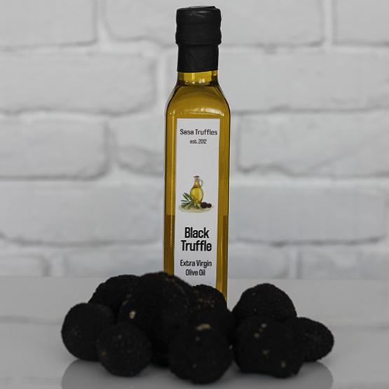 Маслиново масло од црн тартуф 100мл