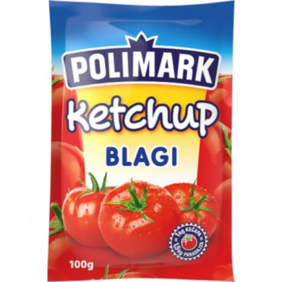 Кечап Полимарк благ кеса 100мл