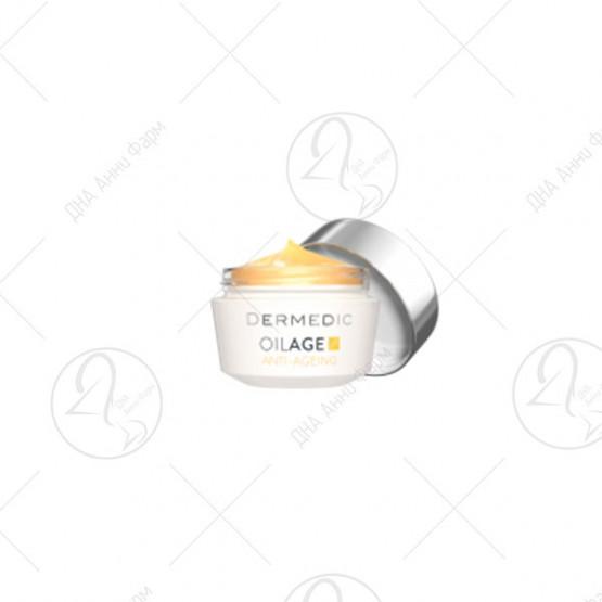 OILAGE reparing night cream restoring the skin's density, 50gr