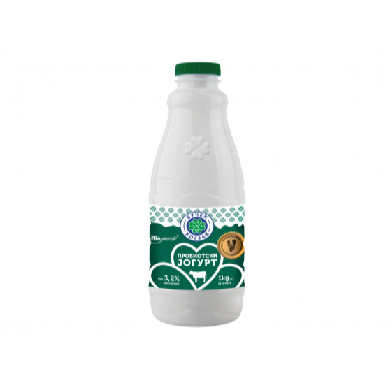 Пробиотски јогурт 330мл Бучен Козјак