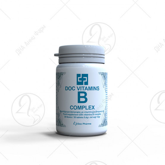 Doc Vitamins B Complex