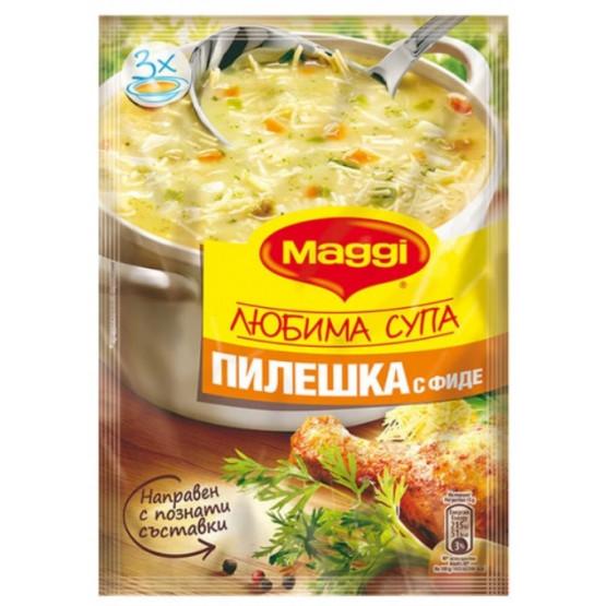 Маги пилешка супа 50г