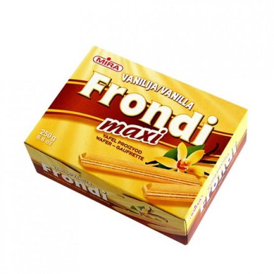 Фронди макси ванила 250г