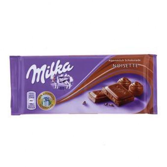 Чоколадо Милка ноисет 80г