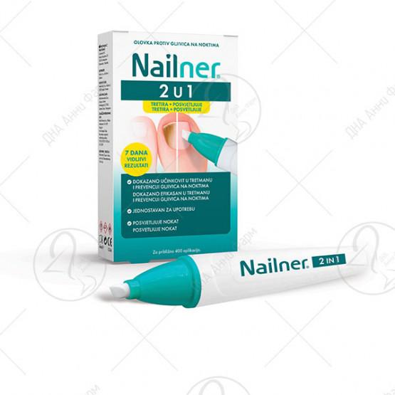 Nailner® пенкало против габичните инфекции на ноктите
