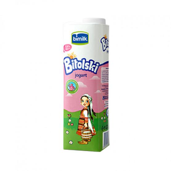 Битолски јогурт 2.8 %  1л