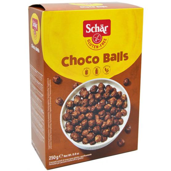 Безглутенски крцкави житарки со какао 250г Шар