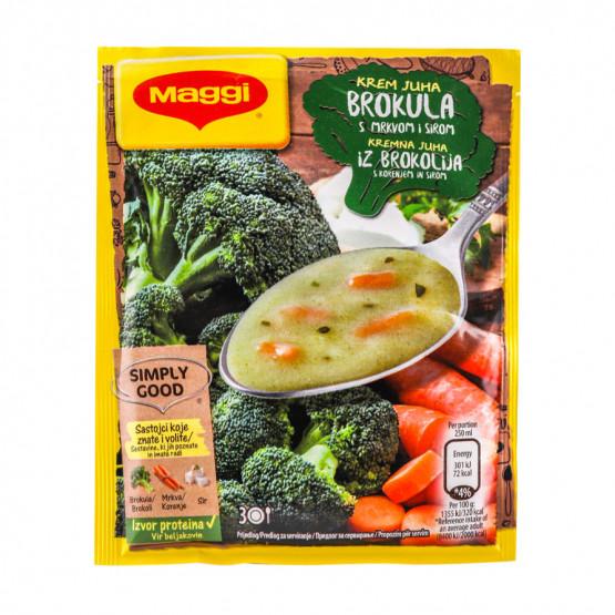 Маги крем крем супа од брокула 52г