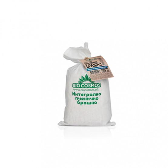 Интегрално Пченкарно брашно 900г Биокосмос