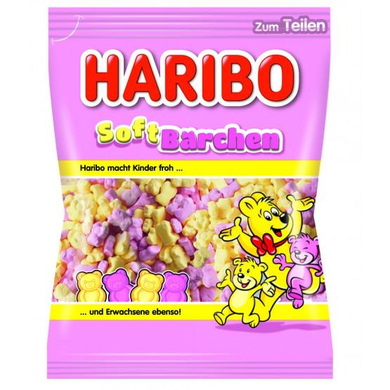 Харибо гумени бонбони меко мече 100г