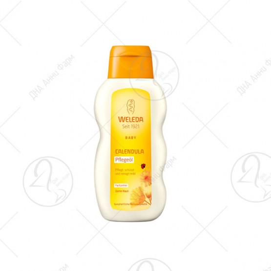 Weleda масло за бебиња (без мириси) од органски невен 200ml