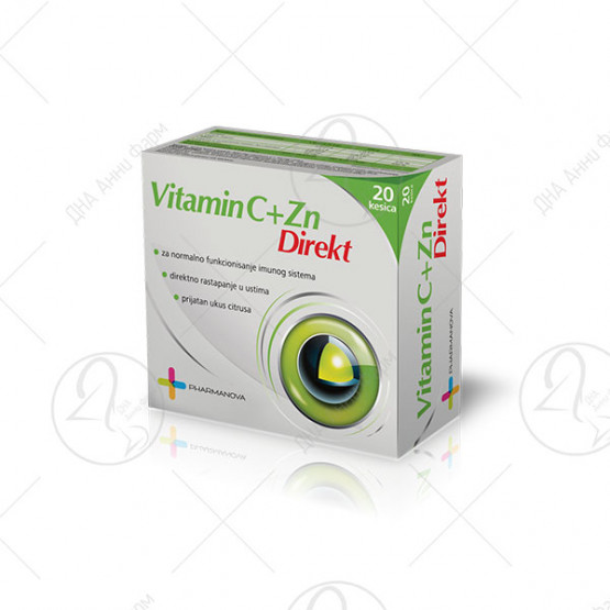 Vitamin C + Zn Direkt