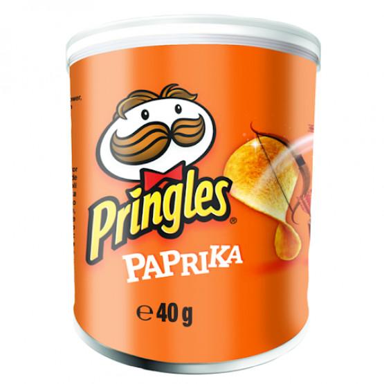 Чипс Принглс со вкус на пиперка 40г