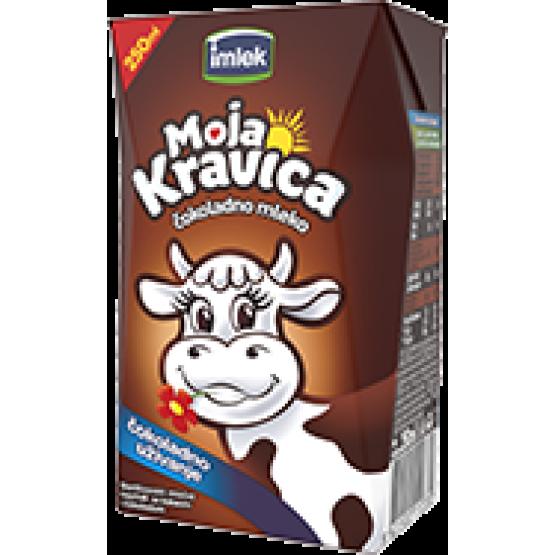 Чоколадно млеко моја кравица 250 мл
