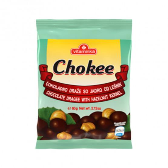 Витаминка чоколадиран лешник 60г