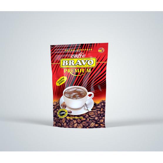 Кафе Браво премиум 200г