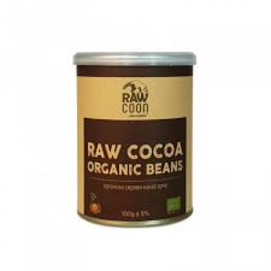 Органско Какао во зрно 100г Биокосмос