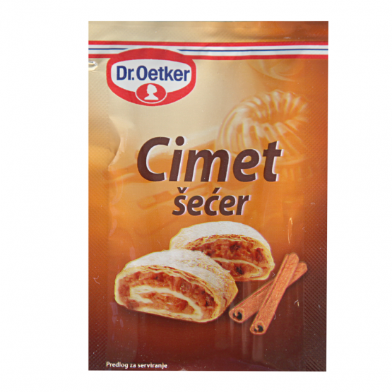 Цимет шеќер 10г Др Еткер