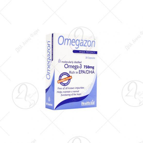 Omegazon 30 Capsules