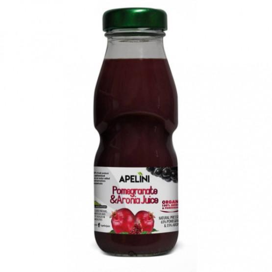 Сок од Калинка и Аронија 200мл Апелини