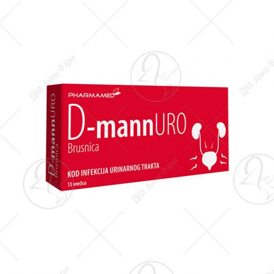 D-mann URO брусница