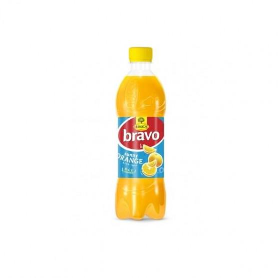 Сок Браво портокал 0.5л