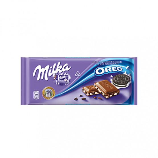 Милка Орео со Чоколаден прелив 246г